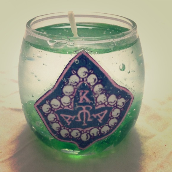 f1e2d81b9e1 Kenya's Kandle Kreations Accents | Alpha Kappa Alpha Gel Candles ...