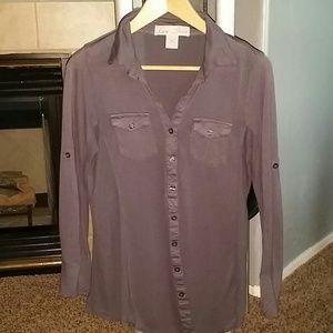 Tops - Woman Long Sleeve Shirt