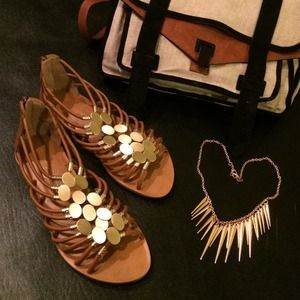 Jessica Simpson Shoes - Jessica Simpson flat sandals