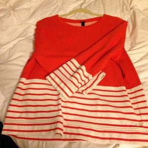 J. Crew Sweaters - J. Crew Preppy Nautical Sweatshirt