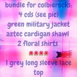 Other - 🌺bundle for colbierocks🌺