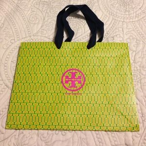Tory burch paper bag