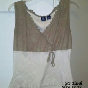 Tops - REDUCED: $3! SO tank top