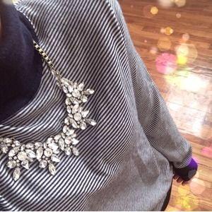 merona Jackets & Coats - 🎉HOST PICK NWT polka dot blazer blogger 4