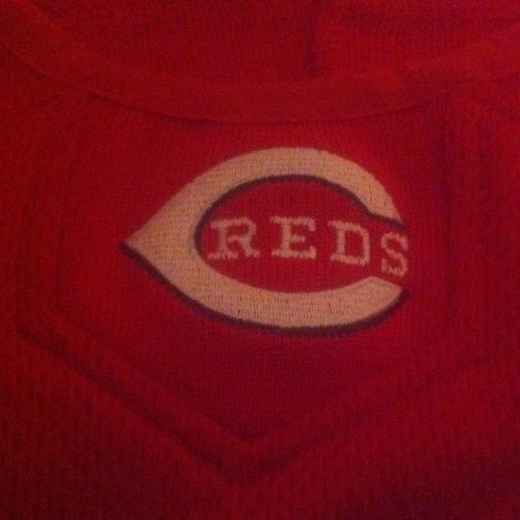 Cincinnati Reds Gym Shoes