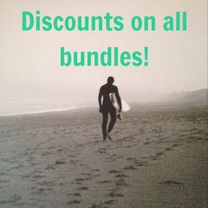 Discounts on all bundles all the time!!!