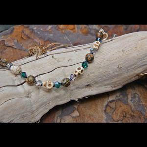 Jewelry - Colorful gemstone bracelet