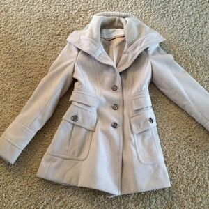 Jessica Simpson winter coat