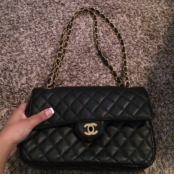 chanel inspired bags. cc chanel inspired bag damaged bags