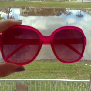 ⚡️sale⚡️Steve Madden Sunglasses piNk