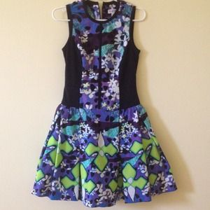Target x Peter Pilotto dress