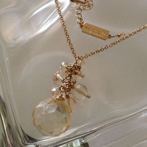 {Dana Keelin Champagne Necklace}