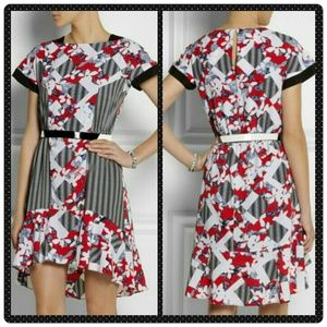 Peter Pilotto for Target Belted Dress