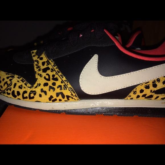 nike eclipse ii leopard