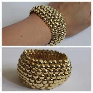 Jewelry - Essential Gold Mesh Bracelet