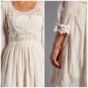 dc1000da7df27 Free People Dresses - Free People French Vanilla Montana Dress. NWT.