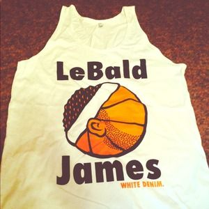 Lebron Tank Top