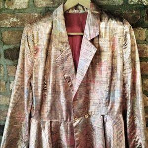 True vintage 80s blazer.