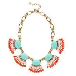 ‼️SALE‼️J. Crew Fan Fringe Necklace