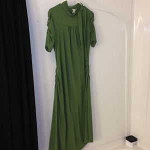 Green dress! Worn only once