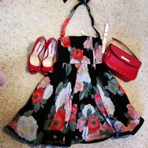Alice + Olivia Dresses - 🌹HP🌹 Alice + Olivia chiffon dress size 0 BNWT 4
