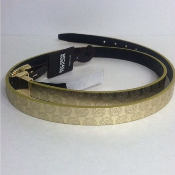 fbc9cbcee6 Buy mk reversible belt   OFF61% Discounted