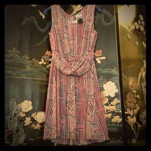 Doo.Ri Dresses & Skirts - DOO. RI  multi color dress. Size4