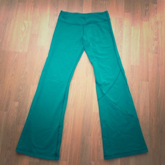 Lululemon Athletica Pants Vintage Forest Green Lululemon