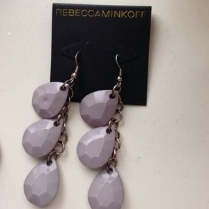 REDUCED NWT Rebecca minkoff earrings