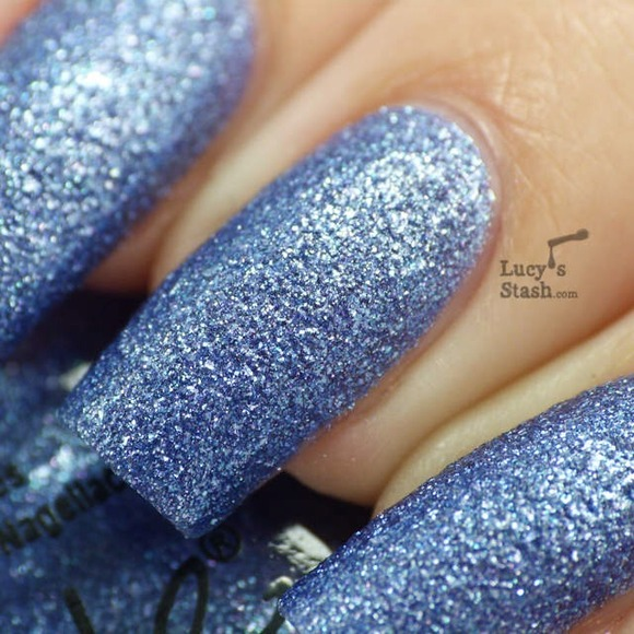 nail polish Other | Nicole By Opi Gumdrops Textured Matte Blueberry ...