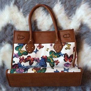 ALDO Bags - 🐚 ALDO Butterfly Handbag 3