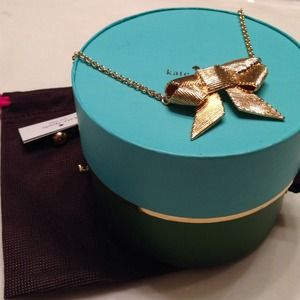 Kate Spade All Wrapped Up Necklace