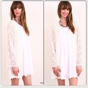 Umgee Lace Boho Cardigan Free People Inspired S/M