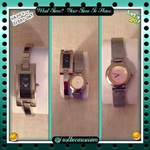 Skagen Jewelry - Skagen (Germany) & NINE & Company Ladies'  Watches