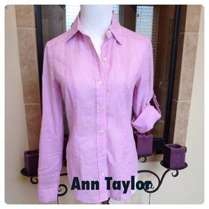 sale-Ann Taylor top