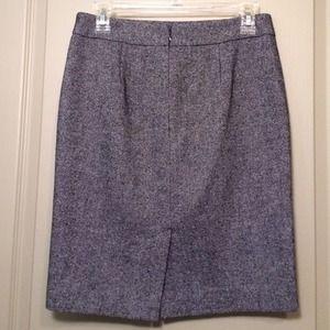 Ann Taylor Skirts - Ann Taylor Black Pencil Skirt, Size 2P