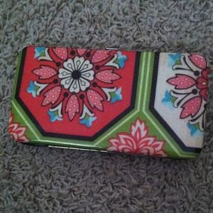 Clutches & Wallets - Spring time wallet