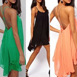 Dresses & Skirts - Pre-Ordered Green Sundress