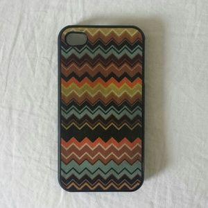 Missoni Accessories - Missoni for Target iPhone 4/4s