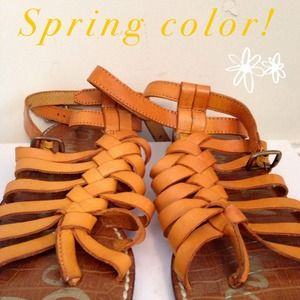 REDUCED! Sam Edelman gladiator sandals