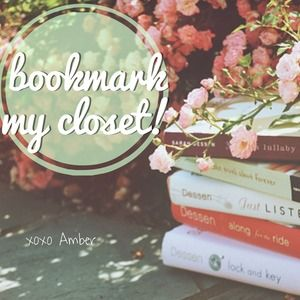 Bookmark my closet!