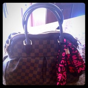 Louis Vuitton Handbags - Authentic Louis Vuitton Trevi PM- Bag Only