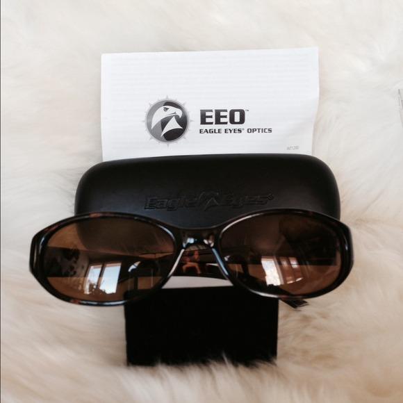 30c48ce33f Eagle Eyes Accessories - NWOT Eagle Eyes Tortoise Sunglasses