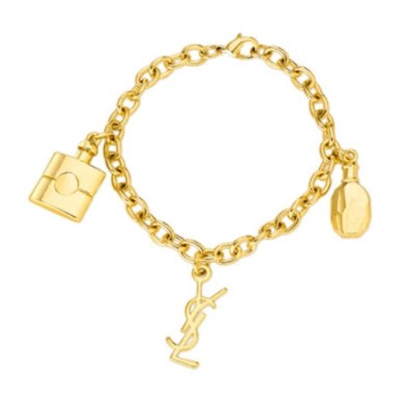 46f45ff54c3 Yves Saint Laurent Accessories   Nwt Ysl Sephora Charm Bracelet ...