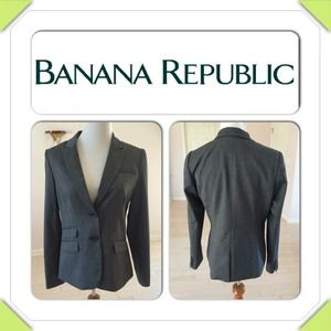 Banana Republic Tops - 🎈BDAY SALE🎈 🎀2xHP🎀 Office  Blazer