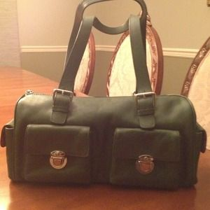 Handbags - All Leather bag Price Reduced NWOT by MAXX