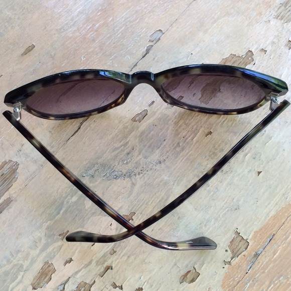 Coach Accessories - Coach Black & Tortoise Frame Sunglasses 3