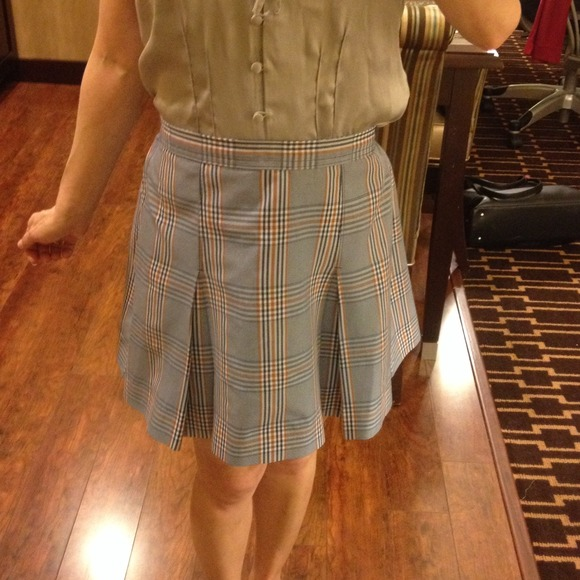 8d95c54f5f royal park uniforms Skirts | Plaid School Uniform Pleated Skirt ...