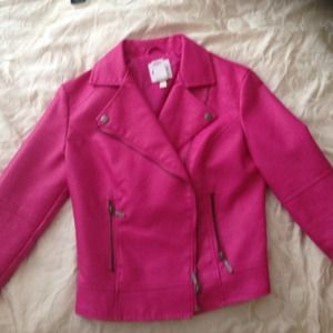83% off Jackets & Blazers - Hot pink jacket from Kristen's closet ...