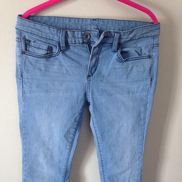 BCBGMaxAzria Jeans - BCBG Light blue faded denim jeans